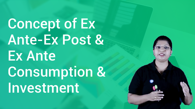ex ante and ex post investment stage