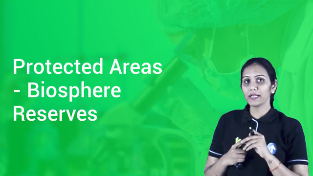 Protected Areas - Biosphere Reserves