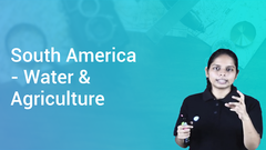 South America - Water & Agriculture