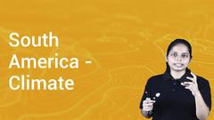 South America - Climate