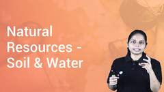 Natural Resources - Soil & Water